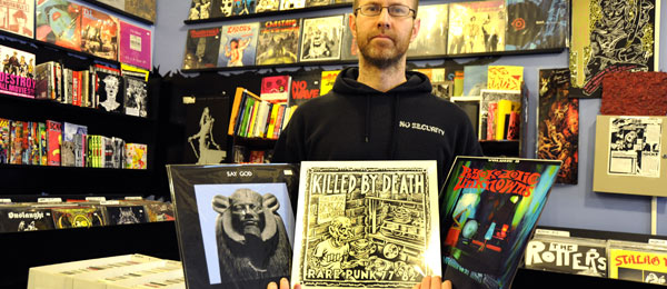 5 Places to Buy Records in Massachusetts you have to try.